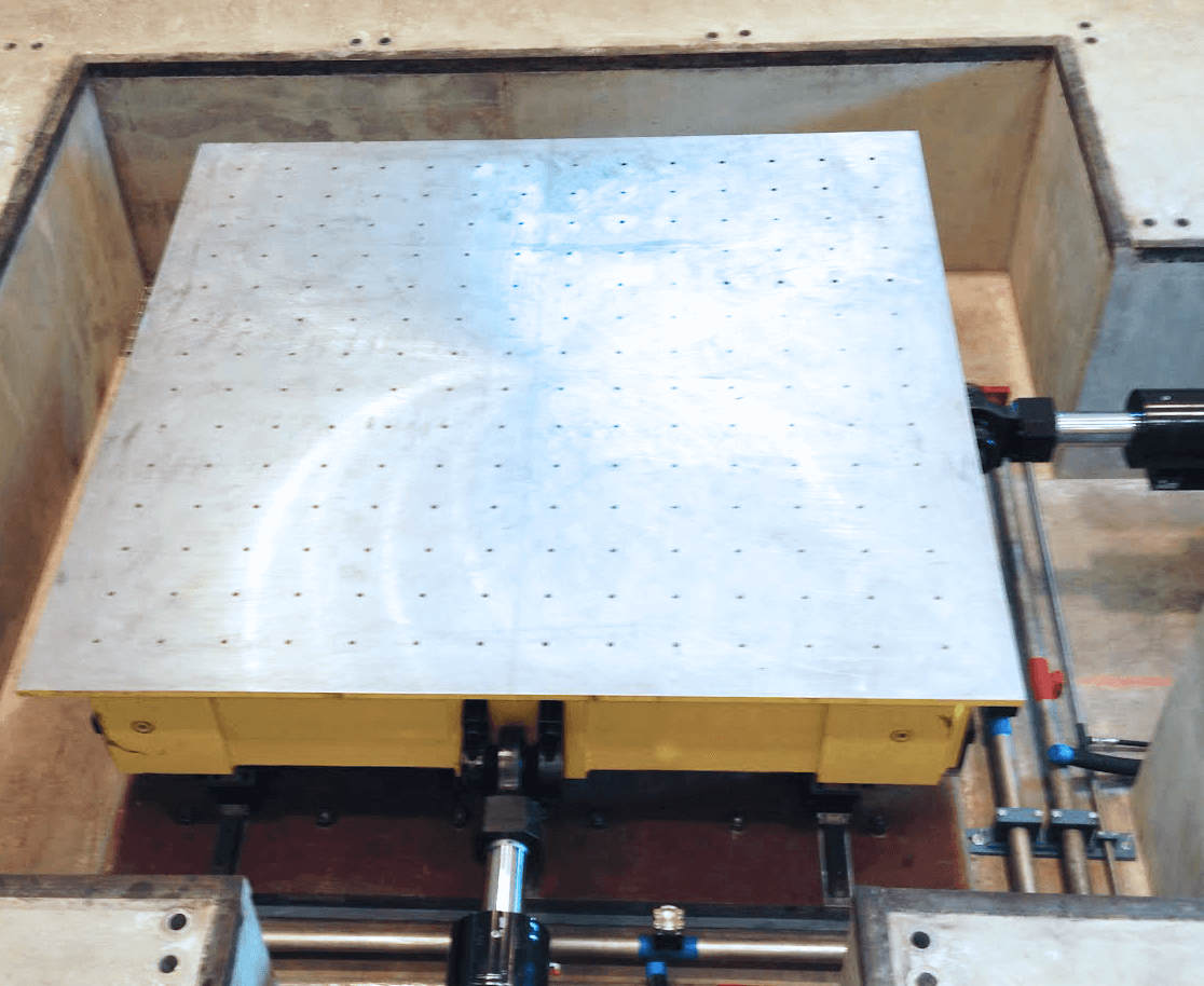 LBCB Structural Test Table Civil Engineering Applications