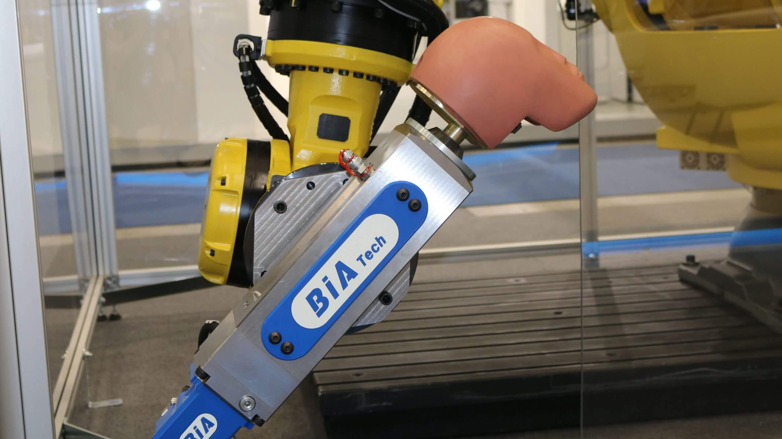 BHIA BIA Launcher for Head Testing