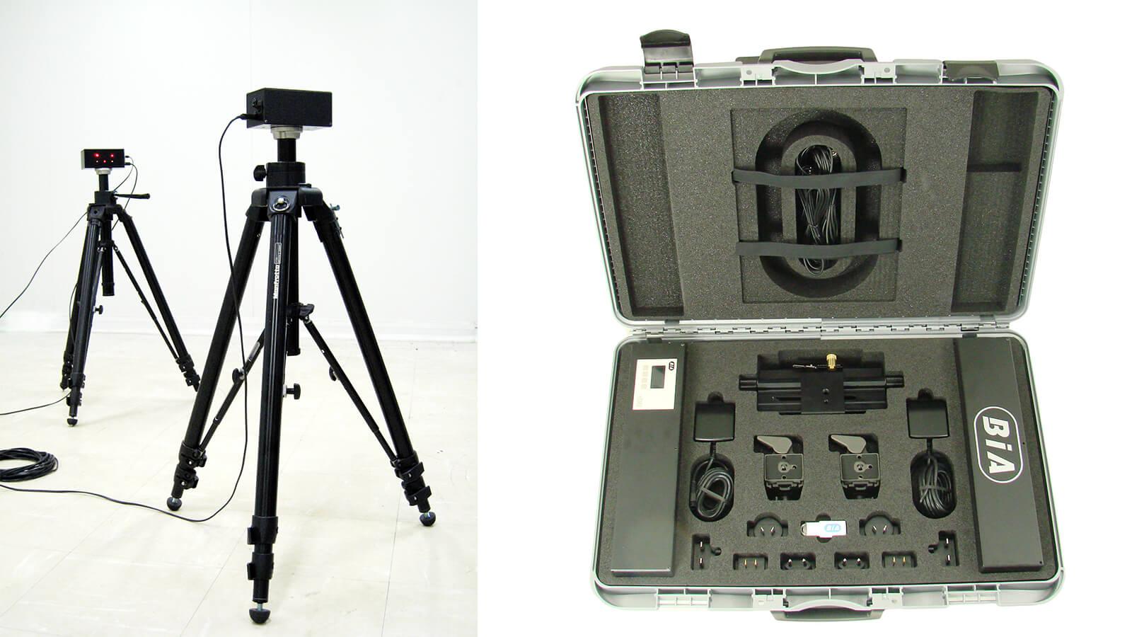 Laser Speed Measurement Device